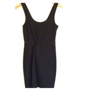 AX Armani Exchange little black dress size 0
